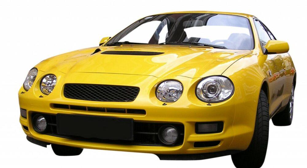 Oklejanie aut – inny samochód
